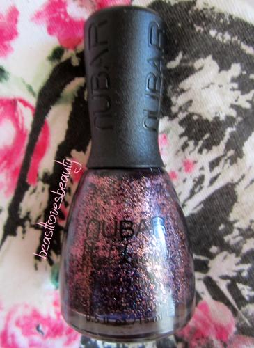 nubar purple rain glitter