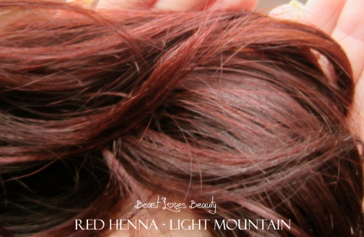 red henna light mountain