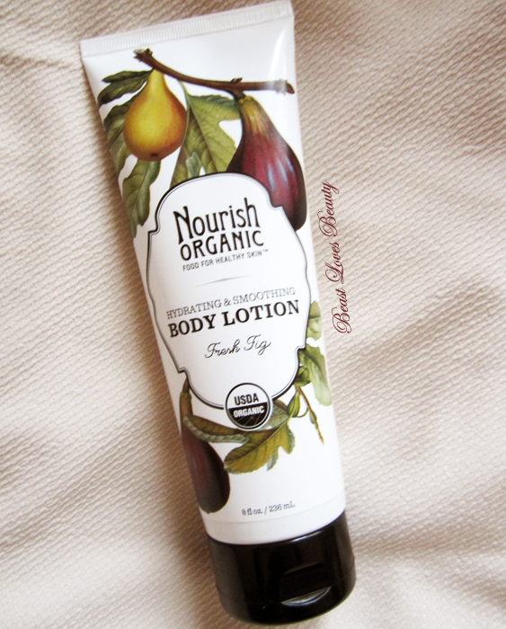 nourish organics fresh fig