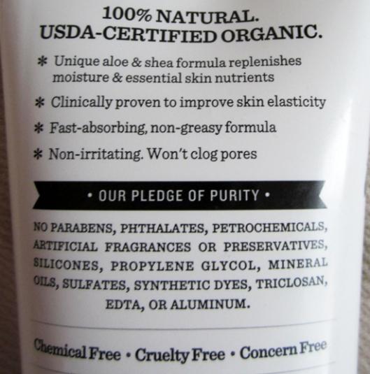 nourish organics telové mlieko