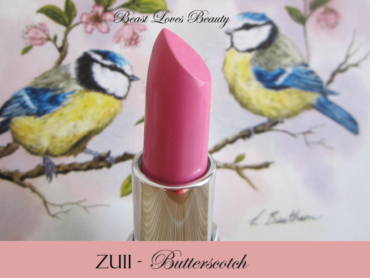 zuii butterscotch lipstick