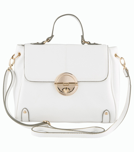 biela kabelka