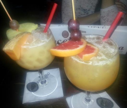 drinky v havane