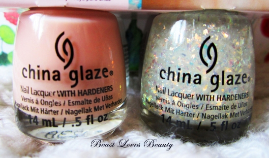 china glaze innocence luxe and lush