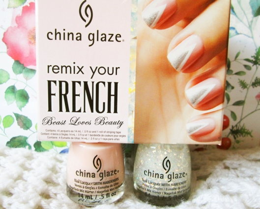 china glaze remix your french