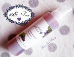 100% pure body wash grape hroznovy