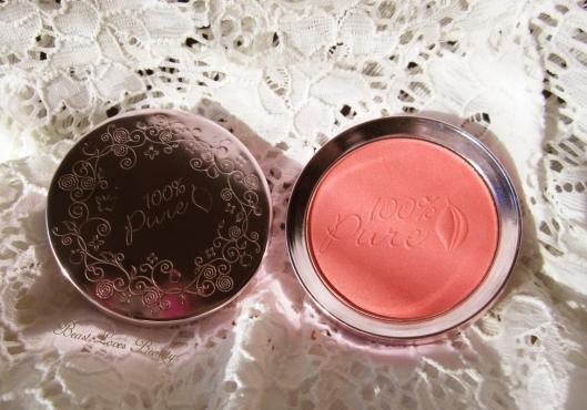 100% pure blush licenka mimosa