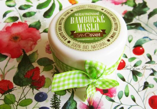 bambucke maslo