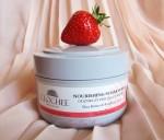 clochee strawberry scrub jahodovy piling