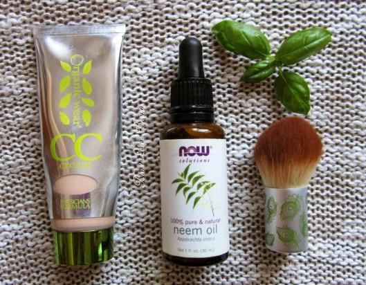 zelena prirodna kozmetika
