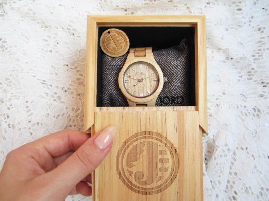 jord wooden watches box