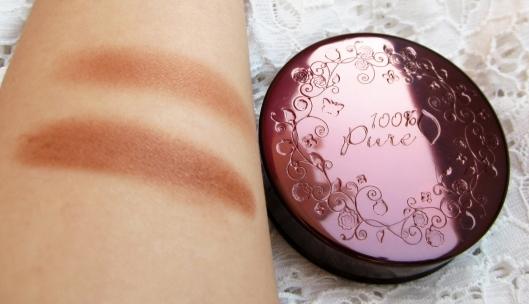 100 percent pure cocoa glow bronzer